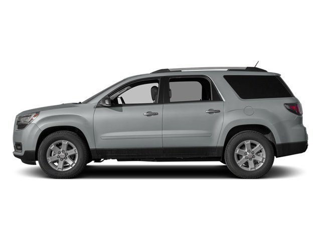 Quicksilver Metallic 2013 GMC Acadia Pictures Acadia Utility 4D SLT2 AWD photos side view