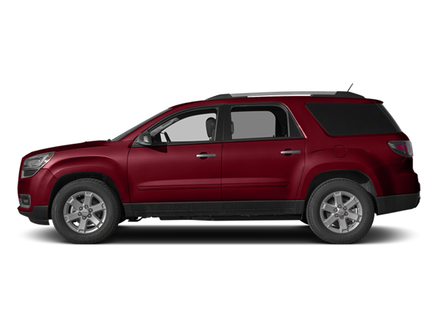 Crystal Red Tintcoat 2013 GMC Acadia Pictures Acadia Utility 4D SLE2 2WD photos side view