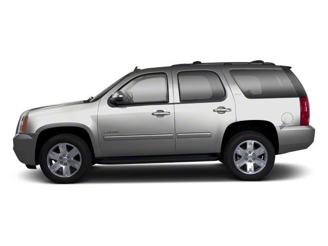 Quicksilver Metallic 2013 GMC Yukon Pictures Yukon Utility 4D Fleet 4WD photos side view