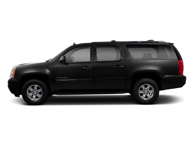 Onyx Black 2013 GMC Yukon XL Pictures Yukon XL Utility C1500 SLT 2WD photos side view