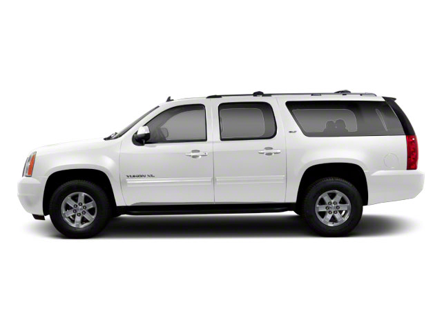 Summit White 2013 GMC Yukon XL Pictures Yukon XL Utility C1500 SLT 2WD photos side view