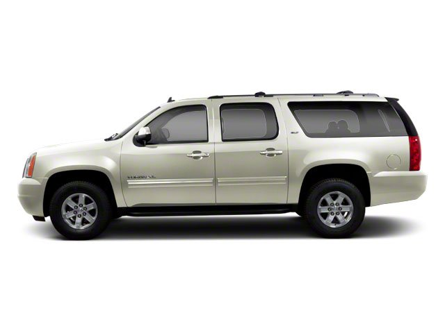 White Diamond Tricoat 2013 GMC Yukon XL Pictures Yukon XL Utility C1500 SLT 2WD photos side view