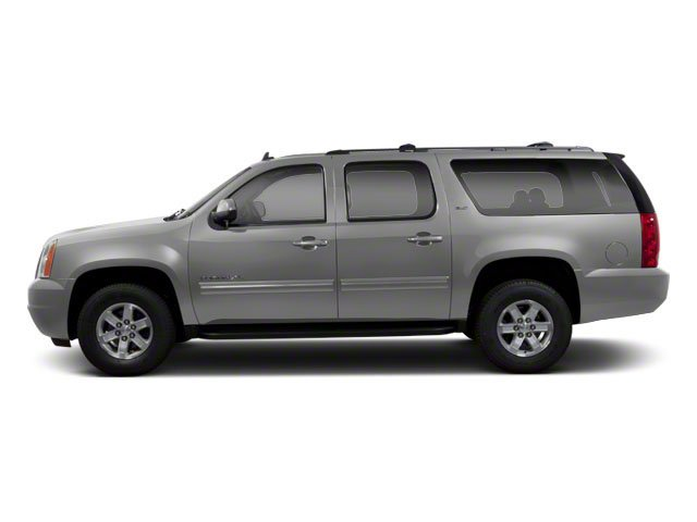 Quicksilver Metallic 2013 GMC Yukon XL Pictures Yukon XL Utility C1500 SLT 2WD photos side view