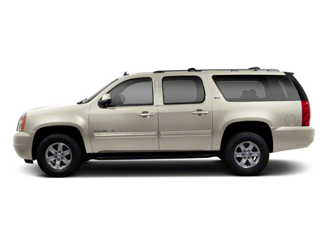 Champagne Silver Metallic 2013 GMC Yukon XL Pictures Yukon XL Utility C1500 SLT 2WD photos side view