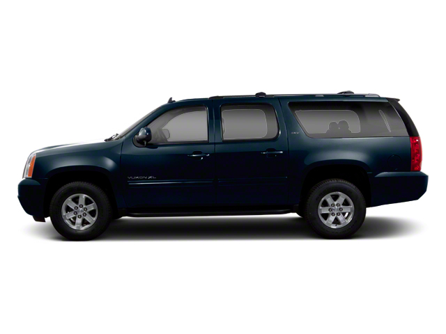 Graphite Blue Metallic 2013 GMC Yukon XL Pictures Yukon XL Utility C1500 SLT 2WD photos side view