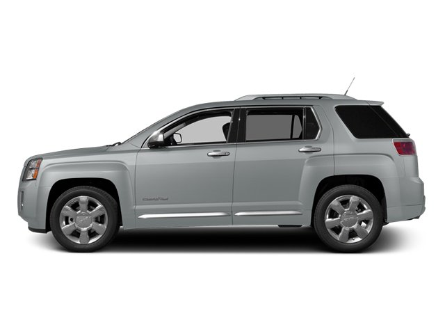 Quicksilver Metallic 2013 GMC Terrain Pictures Terrain Utility 4D Denali 2WD photos side view