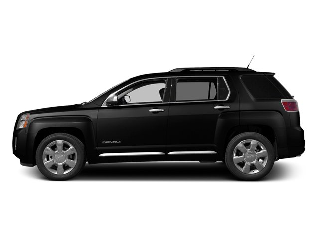 Carbon Black Metallic 2013 GMC Terrain Pictures Terrain Utility 4D Denali 2WD photos side view