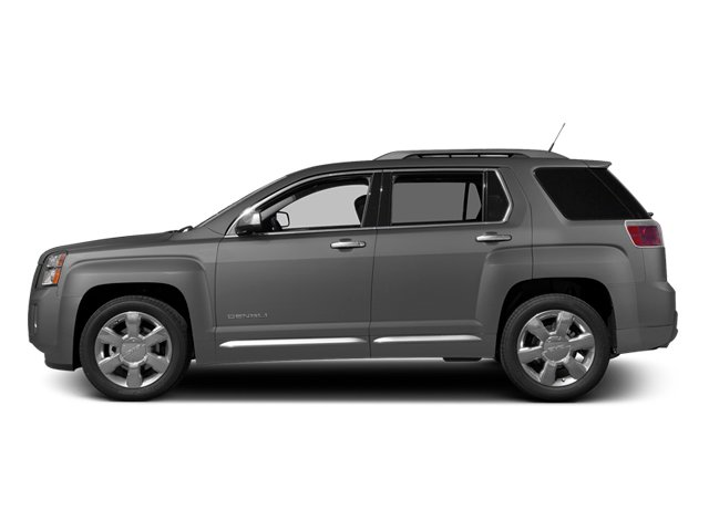 Iridium Metallic 2013 GMC Terrain Pictures Terrain Utility 4D Denali 2WD photos side view