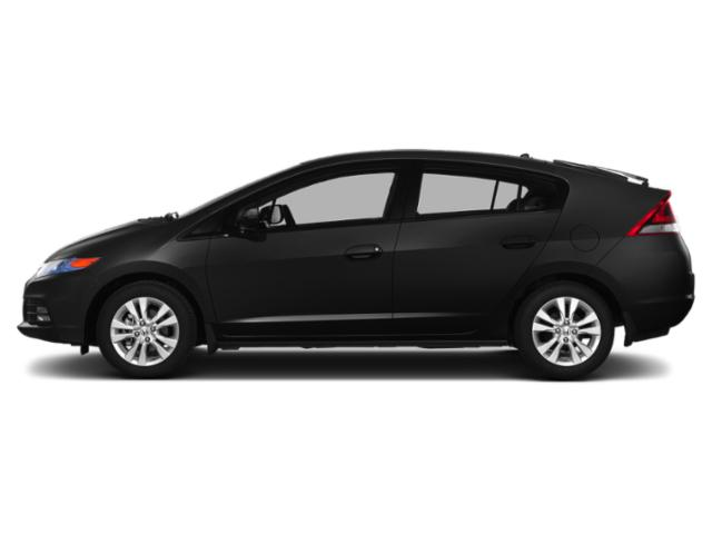 Crystal Black Pearl 2013 Honda Insight Pictures Insight Hatchback 5D EX I4 photos side view