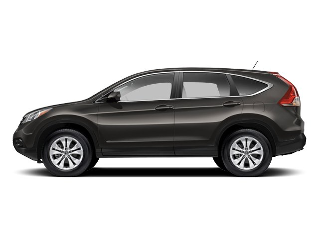 Kona Coffee Metallic 2013 Honda CR-V Pictures CR-V Utility 4D EX-L 4WD I4 photos side view