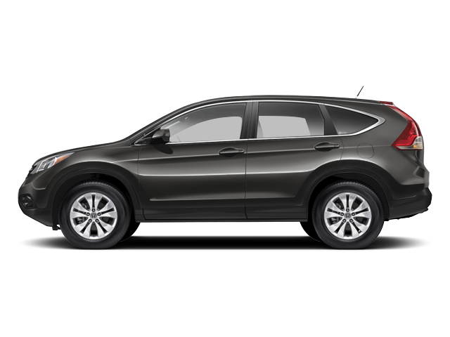 Urban Titanium Metallic 2013 Honda CR-V Pictures CR-V Utility 4D EX-L 4WD I4 photos side view