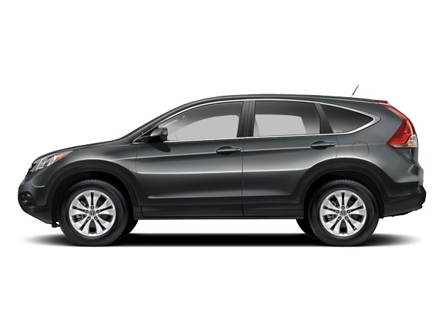 Polished Metal Metallic 2013 Honda CR-V Pictures CR-V Utility 4D EX-L 4WD I4 photos side view