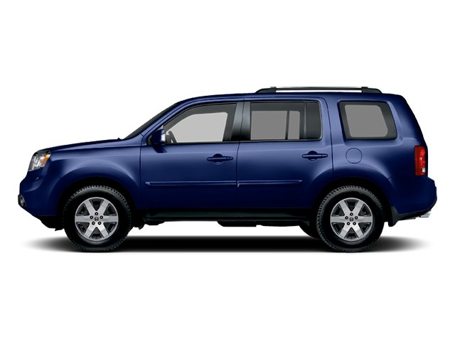 Obsidian Blue Pearl 2013 Honda Pilot Pictures Pilot Utility 4D Touring 2WD V6 photos side view