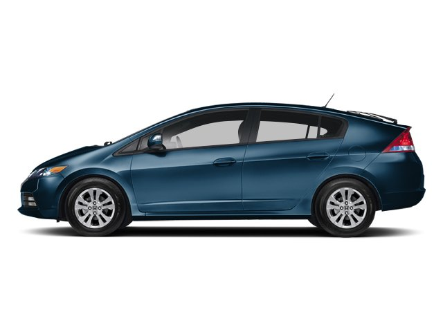 Mediterranean Blue Pearl 2013 Honda Insight Pictures Insight Hatchback 5D EX I4 photos side view