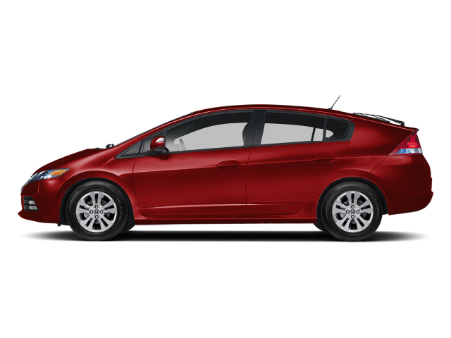 Milano Red 2013 Honda Insight Pictures Insight Hatchback 5D EX I4 photos side view
