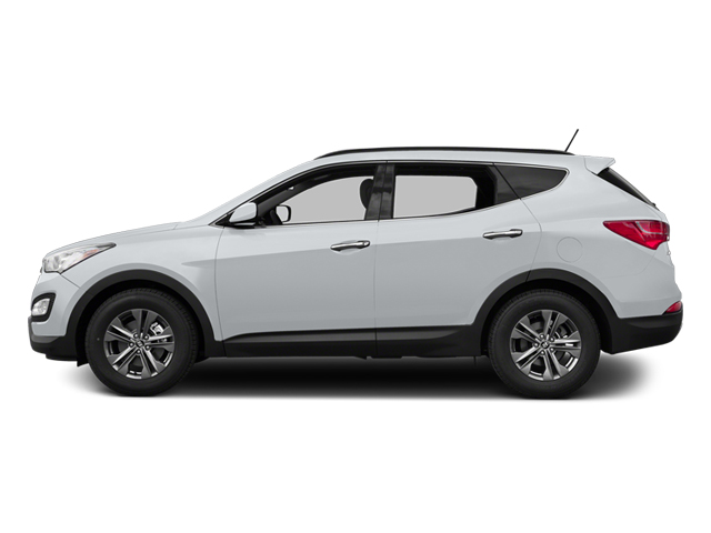 Frost White Pearl 2013 Hyundai Santa Fe Pictures Santa Fe Utility 4D Sport 2.0T 2WD photos side view