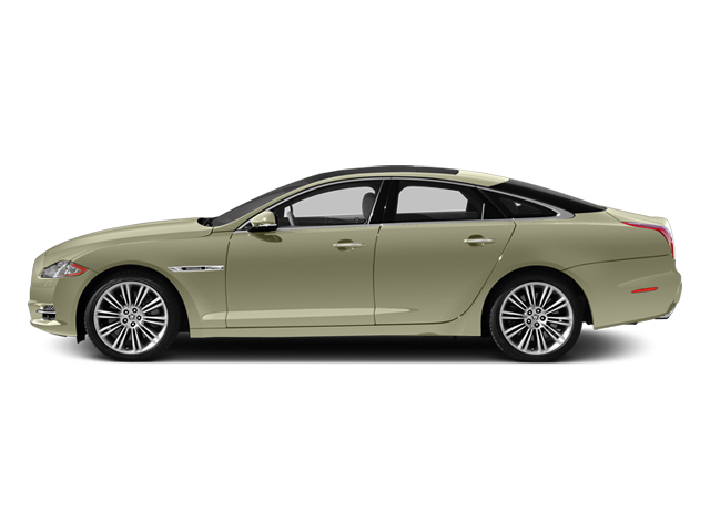 Cashmere 2013 Jaguar XJ Pictures XJ Sedan 4D Speed V8 Supercharged photos side view