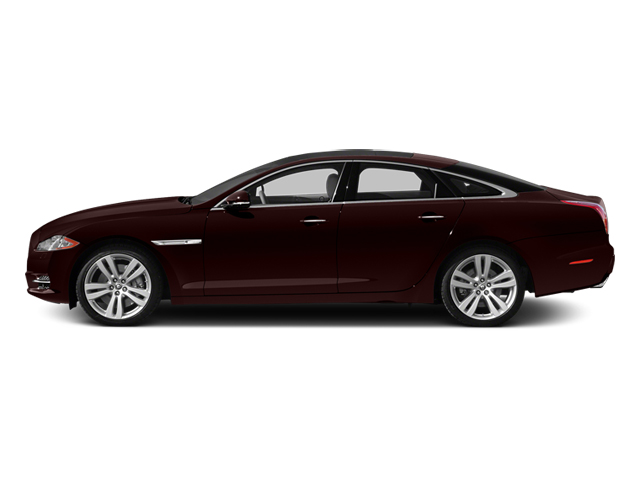 Caviar 2013 Jaguar XJ Pictures XJ Sedan 4D L Portfolio AWD V6 photos side view