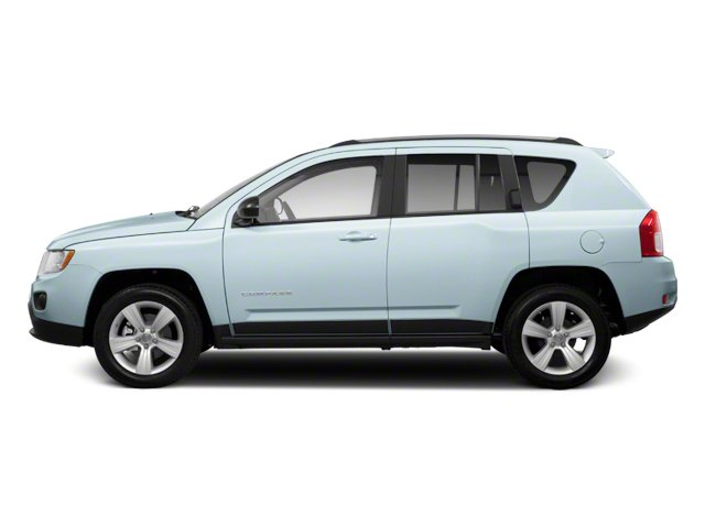 Winter Chill Pearl 2013 Jeep Compass Pictures Compass Utility 4D Latitude 4WD photos side view