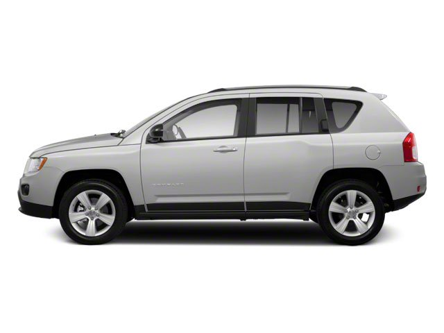 Bright Silver Metallic 2013 Jeep Compass Pictures Compass Utility 4D Latitude 4WD photos side view