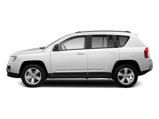 Bright White 2013 Jeep Compass Pictures Compass Utility 4D Latitude 2WD photos side view