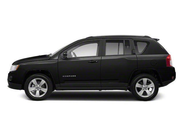 Black 2013 Jeep Compass Pictures Compass Utility 4D Sport 2WD photos side view