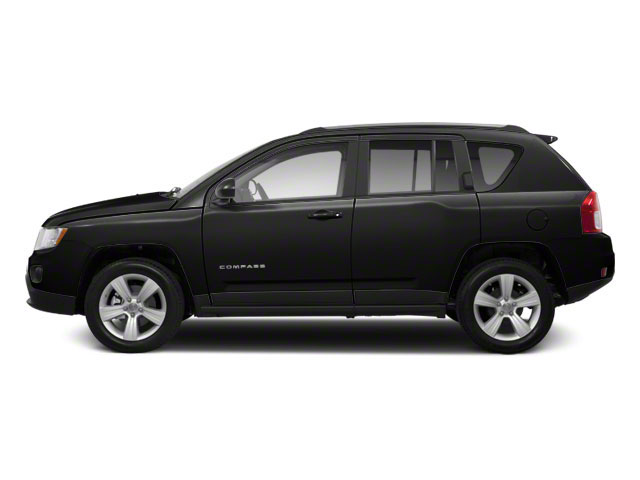 Black 2013 Jeep Compass Pictures Compass Utility 4D Latitude 4WD photos side view