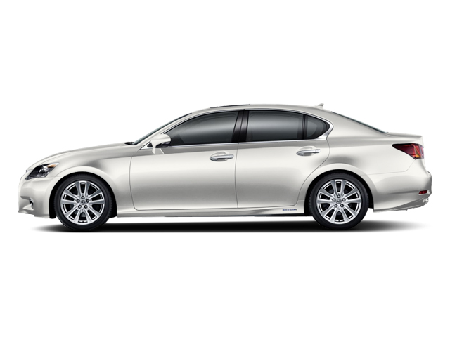 Starfire Pearl 2013 Lexus GS 450h Pictures GS 450h Sedan 4D GS450h photos side view