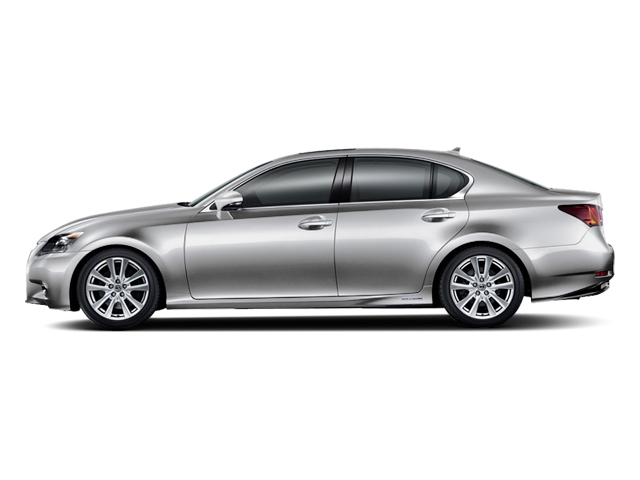 Nebula Gray Pearl 2013 Lexus GS 450h Pictures GS 450h Sedan 4D GS450h photos side view