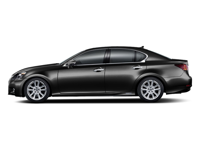 Obsidian 2013 Lexus GS 450h Pictures GS 450h Sedan 4D GS450h photos side view