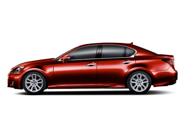 Riviera Red 2013 Lexus GS 450h Pictures GS 450h Sedan 4D GS450h photos side view