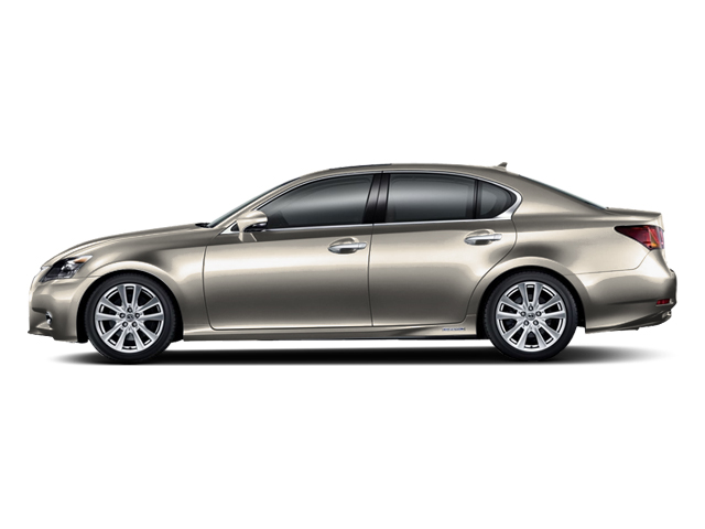 Satin Cashmere Metallic 2013 Lexus GS 450h Pictures GS 450h Sedan 4D GS450h photos side view