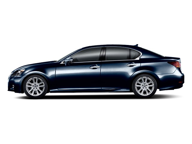 Deep Sea Mica 2013 Lexus GS 450h Pictures GS 450h Sedan 4D GS450h photos side view
