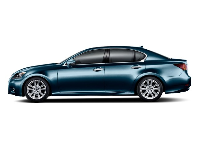 Meteor Blue Metallic 2013 Lexus GS 450h Pictures GS 450h Sedan 4D GS450h photos side view