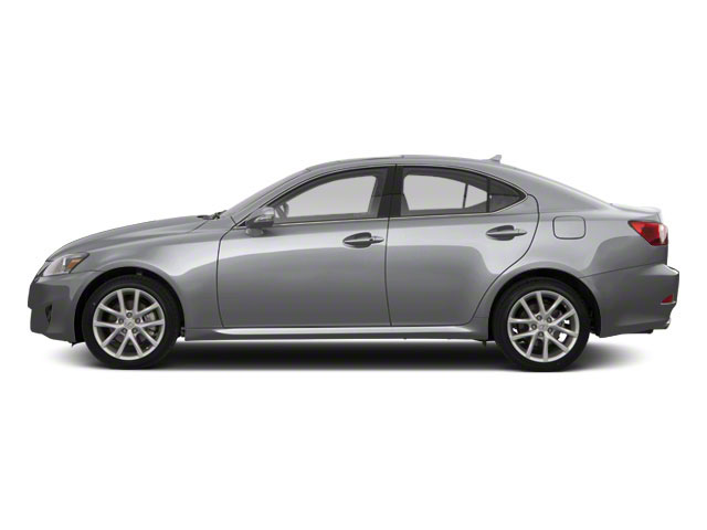 Nebula Gray Pearl 2013 Lexus IS 250 Pictures IS 250 Sedan 4D IS250 AWD V6 photos side view