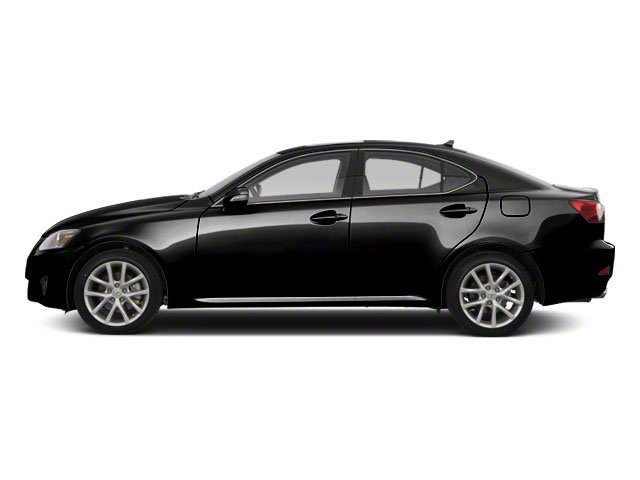 Obsidian 2013 Lexus IS 250 Pictures IS 250 Sedan 4D IS250 AWD V6 photos side view