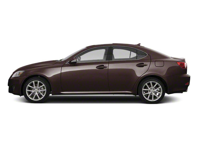 Fire Agate Pearl 2013 Lexus IS 250 Pictures IS 250 Sedan 4D IS250 AWD V6 photos side view