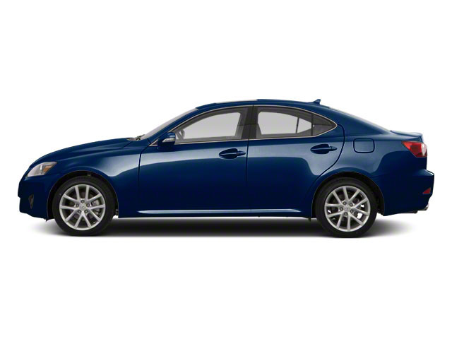 Deep Sea Mica 2013 Lexus IS 250 Pictures IS 250 Sedan 4D IS250 AWD V6 photos side view