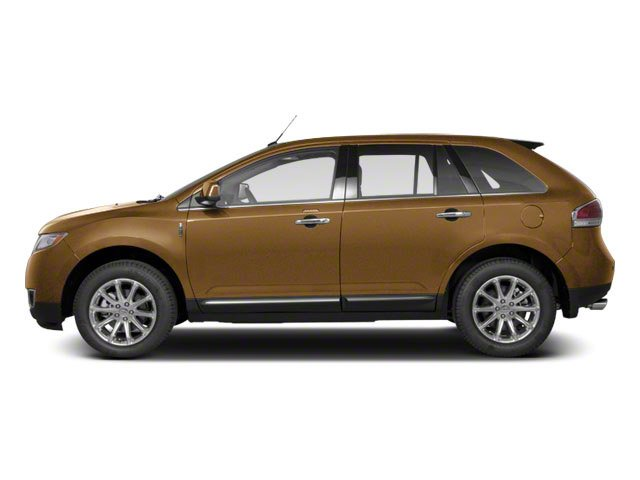 Ginger Ale Metallic 2013 Lincoln MKX Pictures MKX Wagon 4D Elite AWD photos side view
