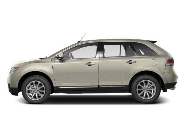 Crystal Champagne Tri-Coat 2013 Lincoln MKX Pictures MKX Wagon 4D Elite AWD photos side view