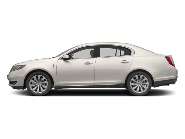 White Platinum Metallic Tri-Coat 2013 Lincoln MKS Pictures MKS Sedan 4D EcoBoost AWD photos side view