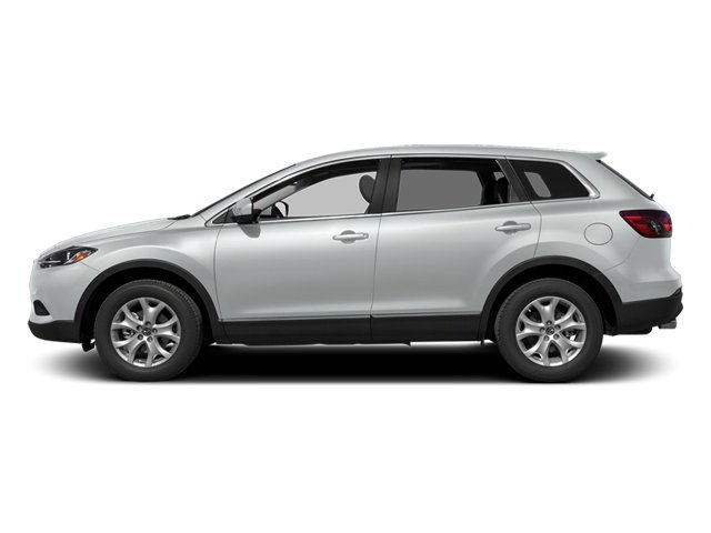 Crystal White Pearl Mica 2013 Mazda CX-9 Pictures CX-9 Utility 4D GT AWD V6 photos side view