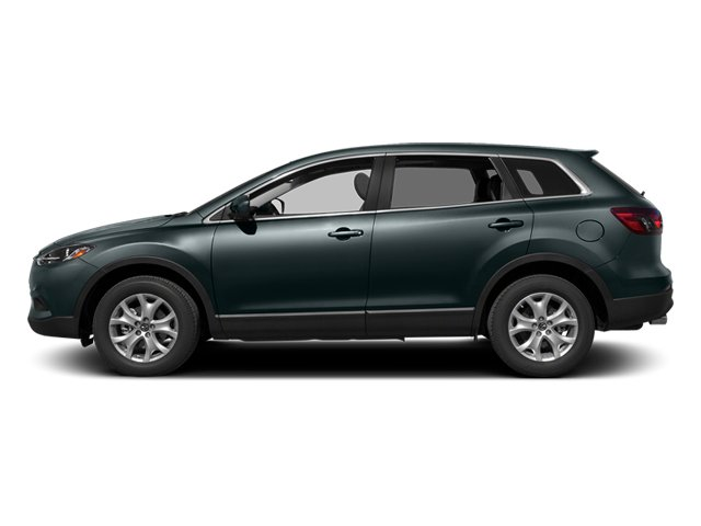 Dolphin Gray Mica 2013 Mazda CX-9 Pictures CX-9 Utility 4D GT AWD V6 photos side view