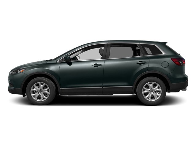 Meteor Gray Mica 2013 Mazda CX-9 Pictures CX-9 Utility 4D Sport AWD V6 photos side view