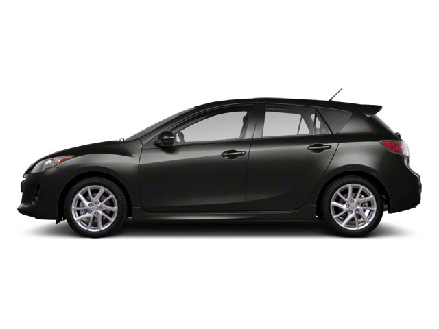 Graphite Mica 2013 Mazda Mazda3 Pictures Mazda3 Wagon 5D s GT I4 photos side view