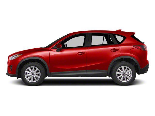 Zeal Red Mica 2013 Mazda CX-5 Pictures CX-5 Utility 4D GT 2WD photos side view
