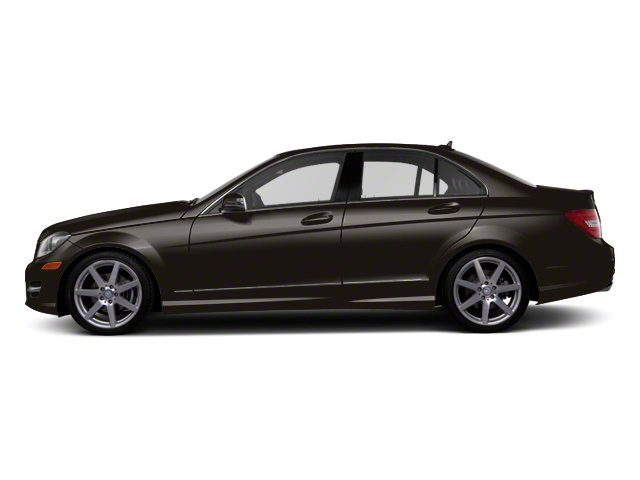 Dolomite Brown Metallic 2013 Mercedes-Benz C-Class Pictures C-Class Sport Sedan 4D C250 photos side view