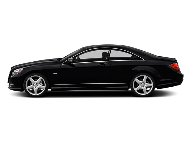 Black 2013 Mercedes-Benz CL-Class Pictures CL-Class Coupe 2D CL600 photos side view