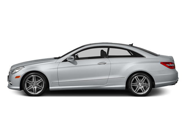 Diamond Silver Metallic 2013 Mercedes-Benz E-Class Pictures E-Class Coupe 2D E550 photos side view