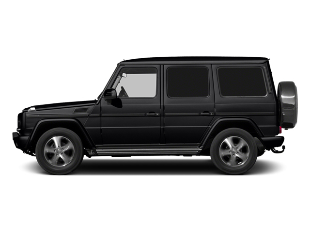 Black 2013 Mercedes-Benz G-Class Pictures G-Class 4 Door Utility 4Matic photos side view